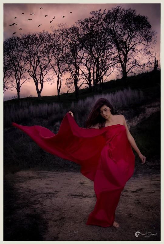 RED DRESS #3